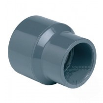 PVC Verloopsok 75 mm / 90 mm x 40 mm