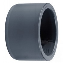 PVC Verloopring 110 mm x 100 mm