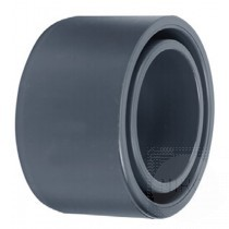 PVC Verloopring 140 mm x 75 mm